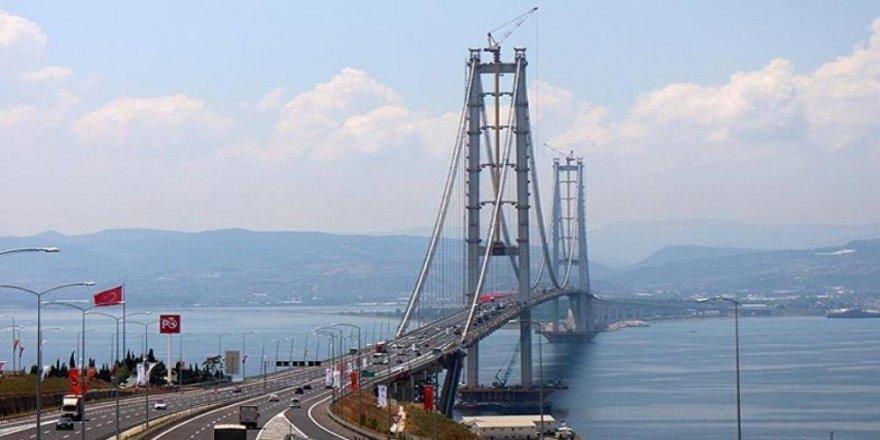 Osmangazi köprüsünde geçiş için az para topluyoruz ! İsteyen eski yolu kullansın