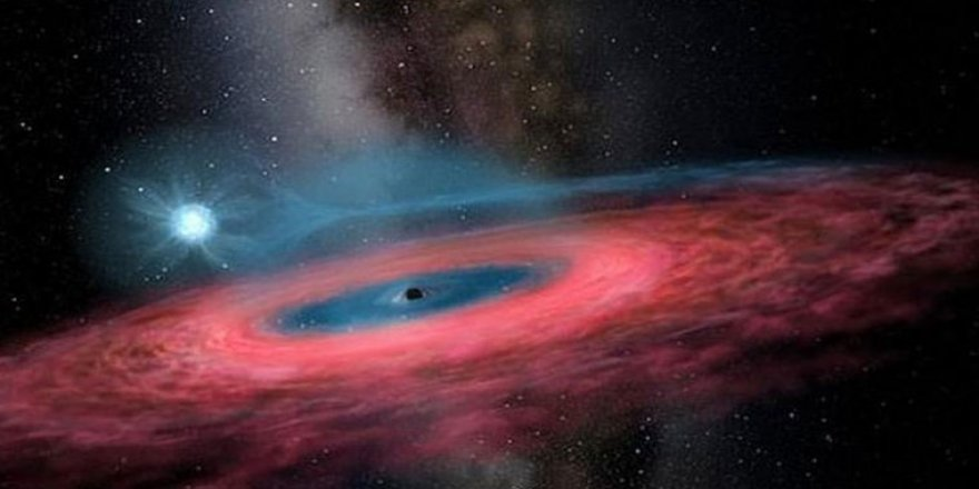 Bilim insanları büyük şaşkınlık yaşadı: Bu kara delik var olmamalıydı