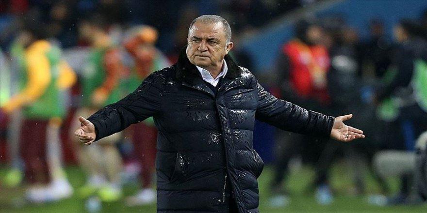 Galatasaray Teknik Direktörü Fatih Terim: Sahada mağlubiyete reaksiyon veren bir Galatasaray var