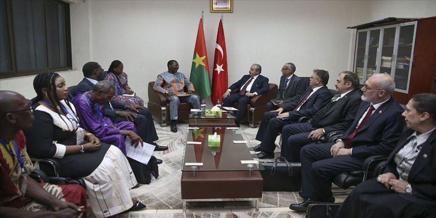 TBMM Başkanı Şentop'tan Cibuti ziyareti değerlendirmesi
