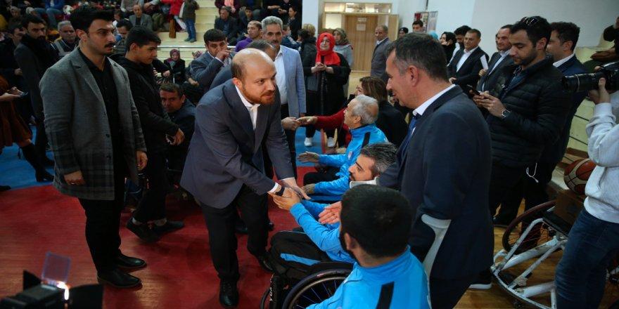 Bilal Erdoğan: Her geçen sene ülkemizde engellilerin imkanlarının arttığını göreceğiz