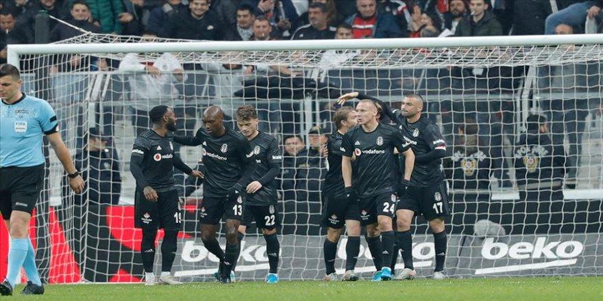Beşiktaş kupada yarın Anagold 24Erzincanspor ile karşılaşacak