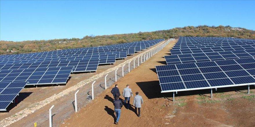 İnegöl'de 'güneş tarlası' kuran girişimcinin yeni hedefi Afrika