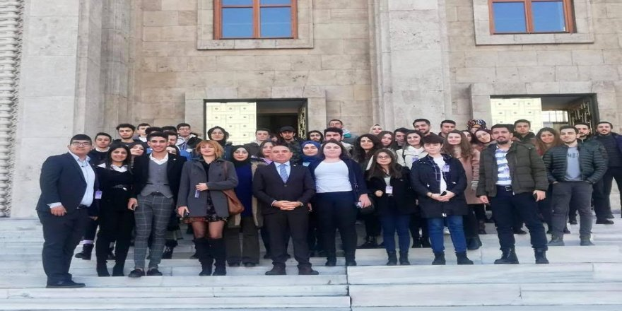 Kocaelili Gençler Mecliste