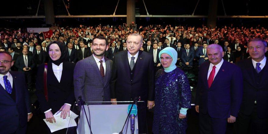 Cumhurbaşkanı Erdoğan: Bugün dış politikası bağımsız bir Türkiye var