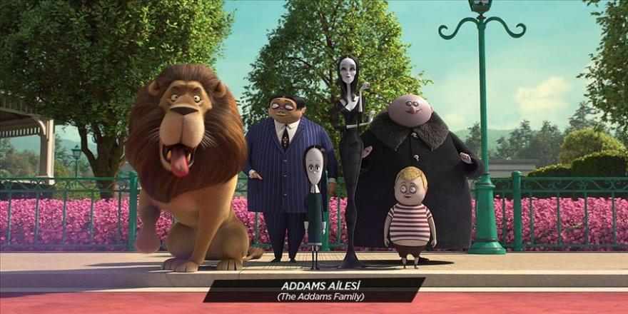 Addams Ailesi' animasyon filmiyle sevenleriyle buluşuyor