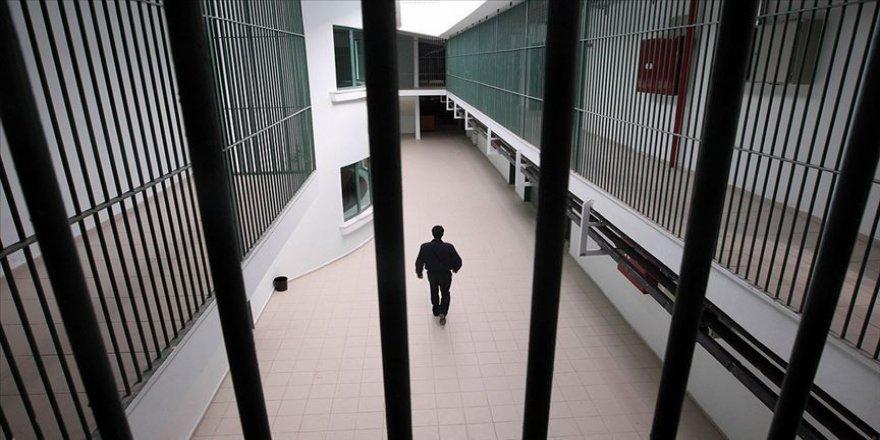 Ceza infaz kurumlarındaki kişi sayısı yüzde 14 arttı