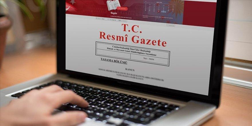 Siyasi partilerin mali denetimleri Resmi Gazete'de yayımlandı