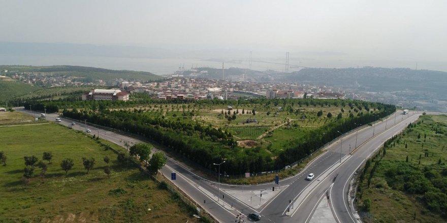 207 dönümlük arazi üzerine Millet Bahçesi inşa edilecek