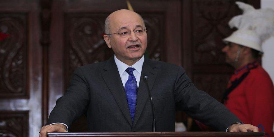 Irak'ta gözler yeni başbakan adayına teklif götürecek Cumhurbaşkanı'nda