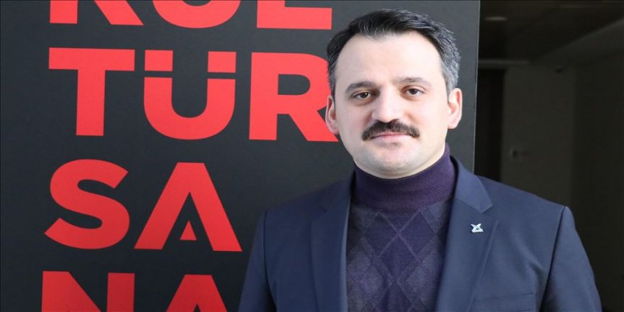 TÜGVA Başkanı:Gençlere yapılan yatırım, en değerli yatırımdır