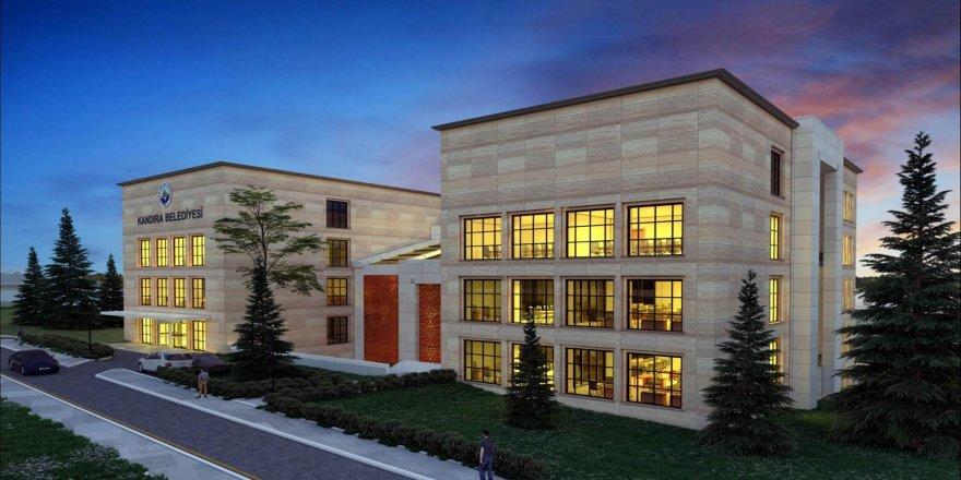 Kandıra'nın yeni hizmet binası olacak