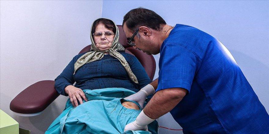 Yürüyemez hale getiren ve geçmeyen ağrılarından algoloji tedavisiyle kurtuldu