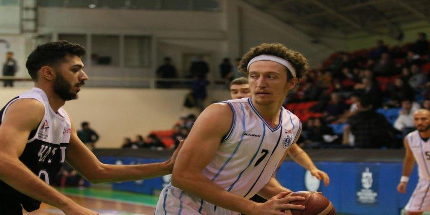 Kağıtspor Basket emin adımlarla ilerliyor