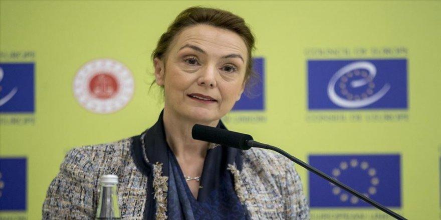 Avrupa Konseyi Genel Sekreteri Buric: Türkiye'nin terörle mücadelesini takdirle karşılıyoruz