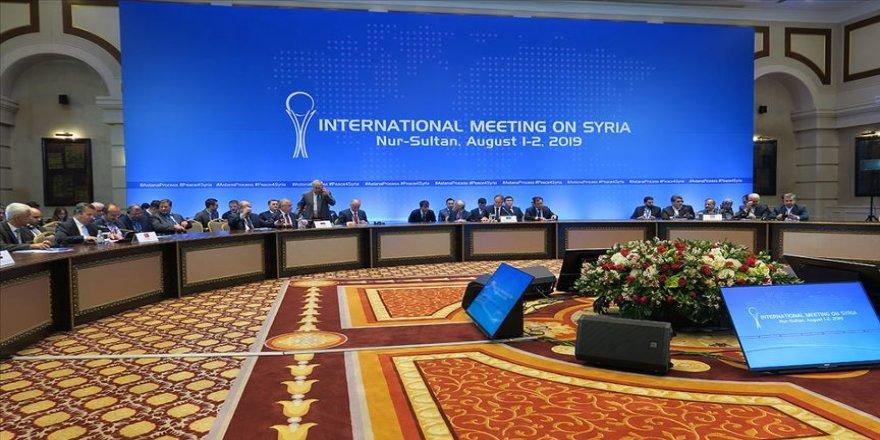 Suriye konulu 14. Garantörler Toplantısı yarın başlayacak