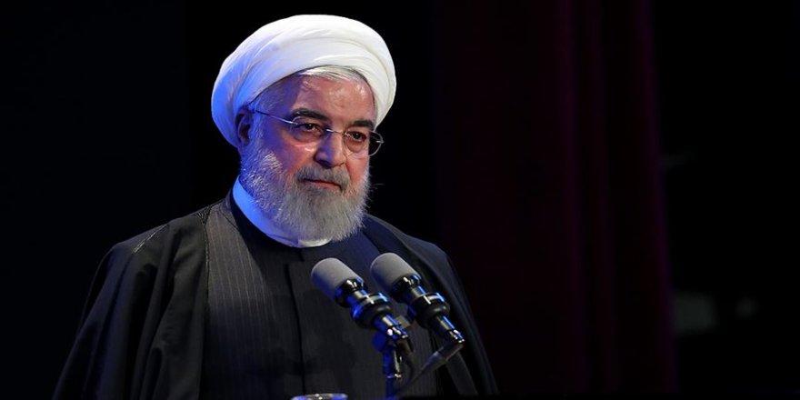 İran Cumhurbaşkanı Ruhani ABD ile müzakerelere yeşil ışık yaktı