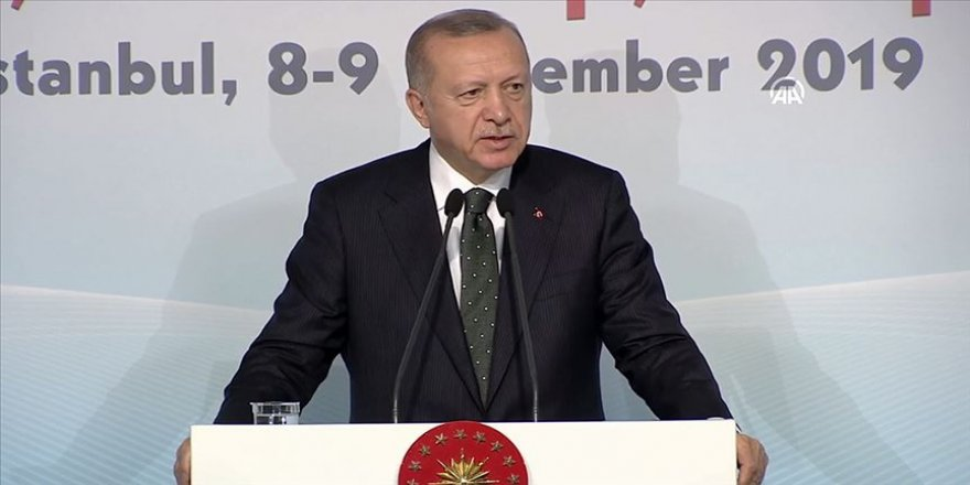 Cumhurbaşkanı Erdoğan: Kuruluşundan bu yana İstanbul Sürecine sahip çıktık