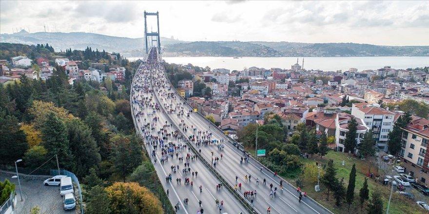 Vodafone 15. İstanbul Yarı Maratonu kayıtları başladı
