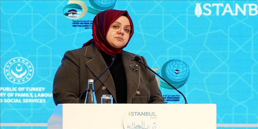 Aile, Çalışma ve Sosyal Hizmetler Bakanı Selçuk: Aile Eğitim Programı ile 1,8 milyon kişiye ulaşıldı