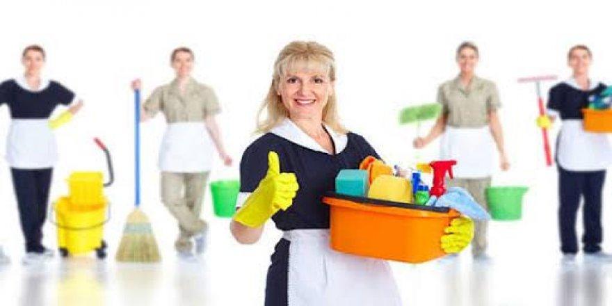 Antalya Temizlik Şirketleri Profesyonel Bir Hizmet Sunar!