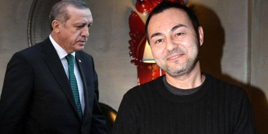 """''Biraz şükretmeyi bilmeliyiz"""" diyen Serdar Ortaç, Erdoğan'a övgü yağdırdı"""