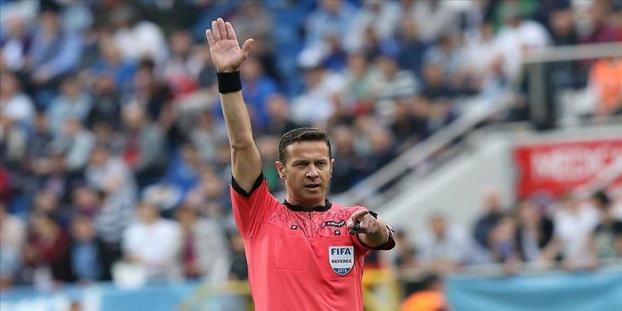 Halis Özkahya CFR Cluj-Celtic maçını yönetecek