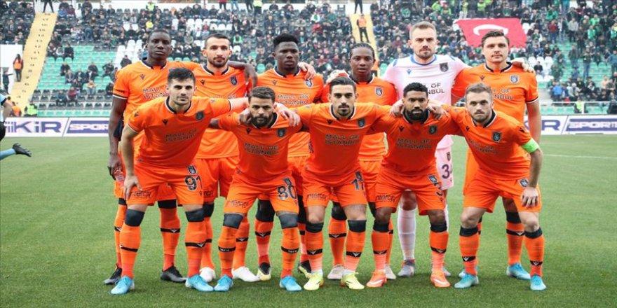 Medipol Başakşehir, Borussia Mönchengladbach maçının hazırlıklarına başladı
