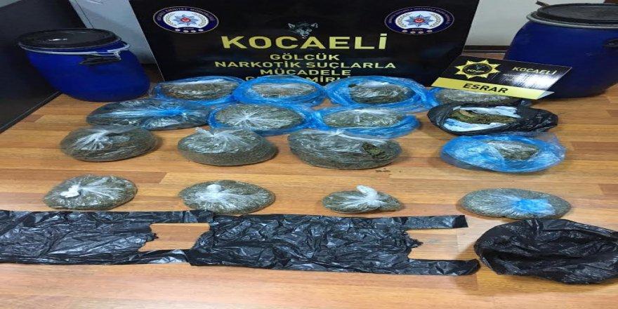 Kocaeli'de sokak satıcılarına yönelik operasyon düzenlendi