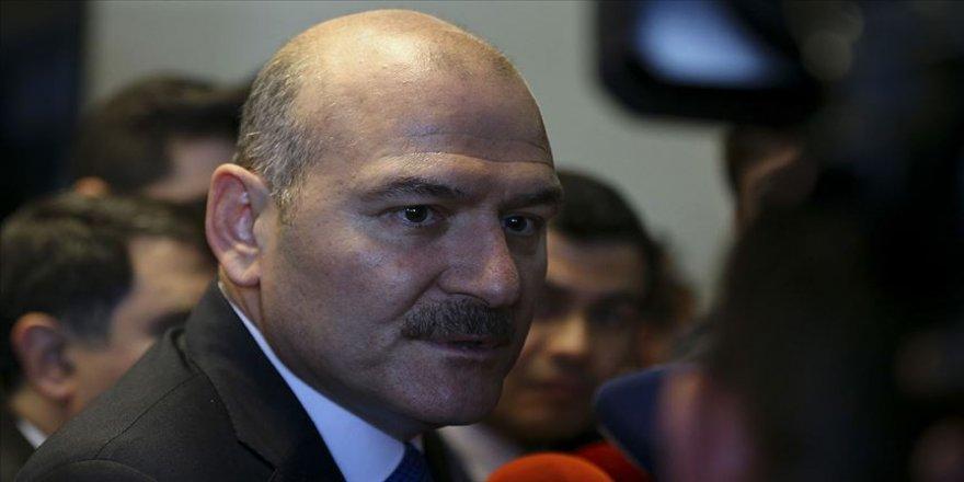 İçişleri Bakanı Soylu: Kadına şiddeti asla kabul etmeyeceğiz
