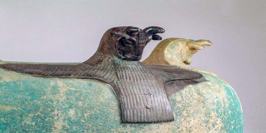 Dünyadaki dört Urartu kazanından biri 'Urartu'nun başkenti'nde sergilenecek