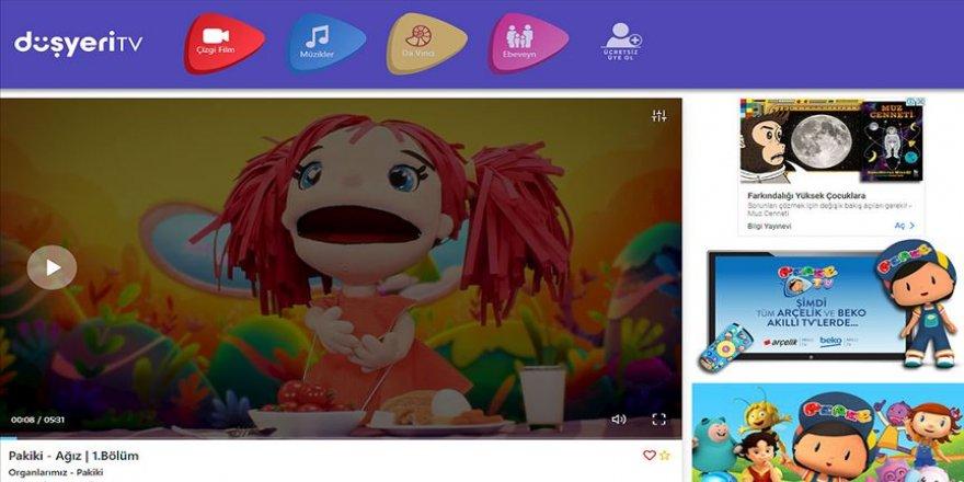 Çocuklar için yeni bir karakter doğuyor: 'Pakiki'