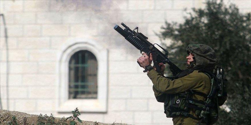 İsrail'deki ırkçı saldırıda Hazreti Muhammed'e hakaret