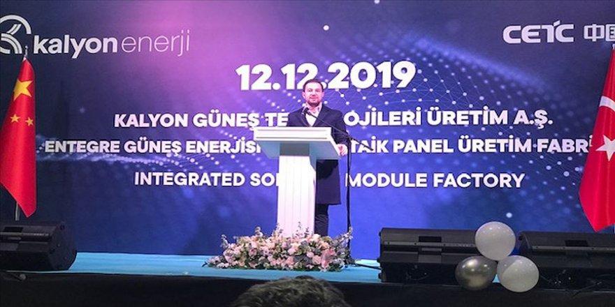 Yerli güneş paneli Ankara'da üretilecek