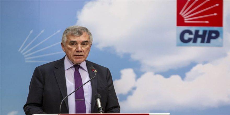 CHP'den ABD Senatosunun 'Ermeni kararı'na tepki