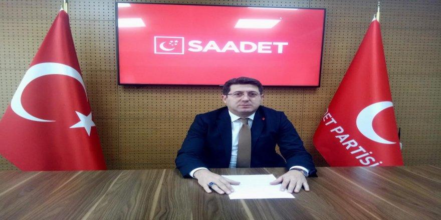 SP Kocaeli İl Başkanı Mutlu,Büyükşehir Bütçesini Değerlendirdi