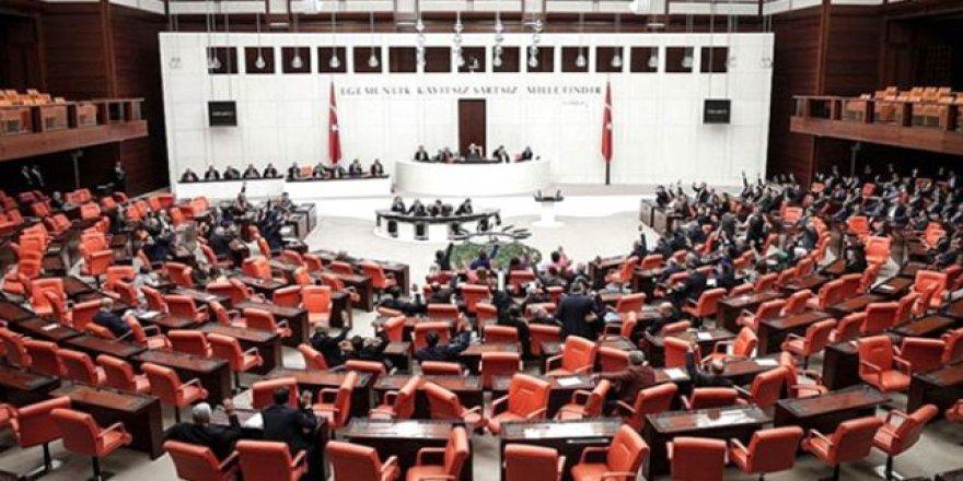 Libya ile askeri anlaşma Meclis'e geldi