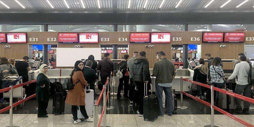 Türkiye'den 16 yaş altı ve 55 yaş üstü Libya vatandaşlarına vize muafiyeti