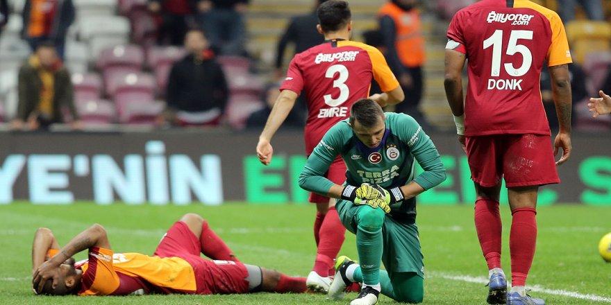 Galatasaray'a son dakika şoku