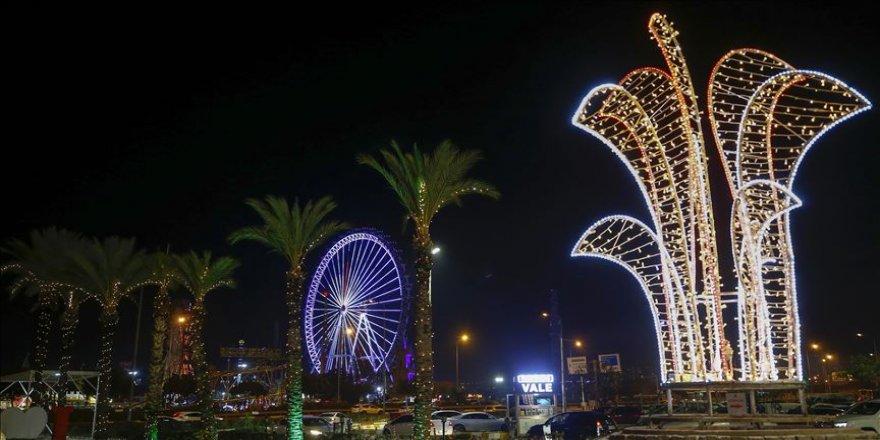Turizmde rekor kıran Antalya yılbaşına hazırlanıyor