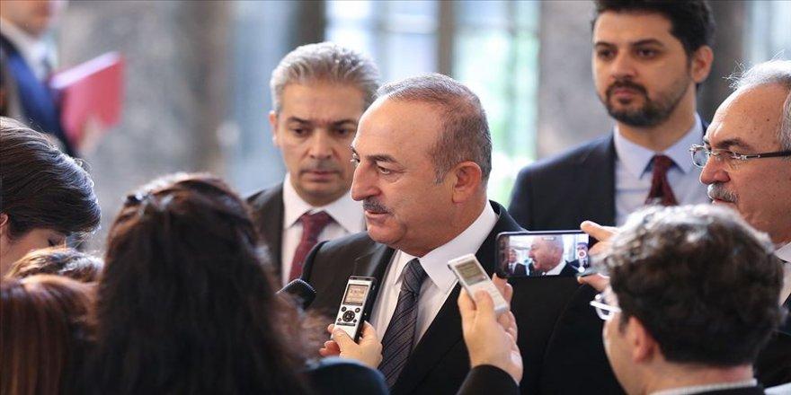 Bakanı Çavuşoğlu: Libya ile buna benzer askeri ve güvenlik anlaşmalarımız geçmişte de var