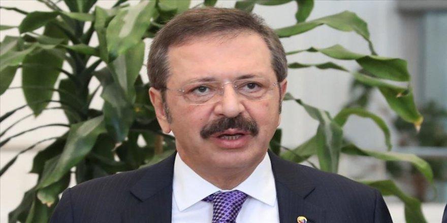 Hisarcıklıoğlu, SRCIC Onursal Başkanlığına yeniden seçildi