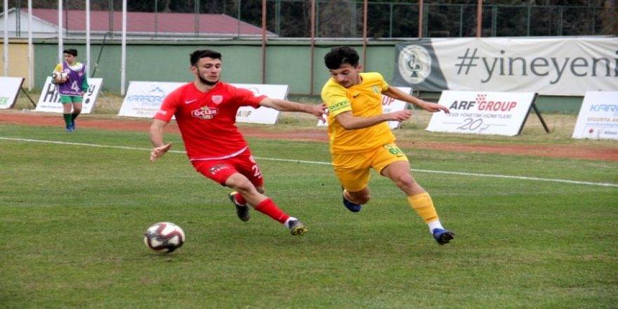 Darıca Gençlerbirliği: 0 - Nevşehir Belediyespor: 0