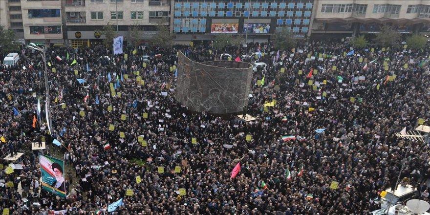 Uluslararası Af Örgütü: İran'daki gösterilerde en az 304 kişi öldü