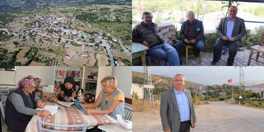 250 haneli mahalleden 500'ü aşkın öğretmen çıktı
