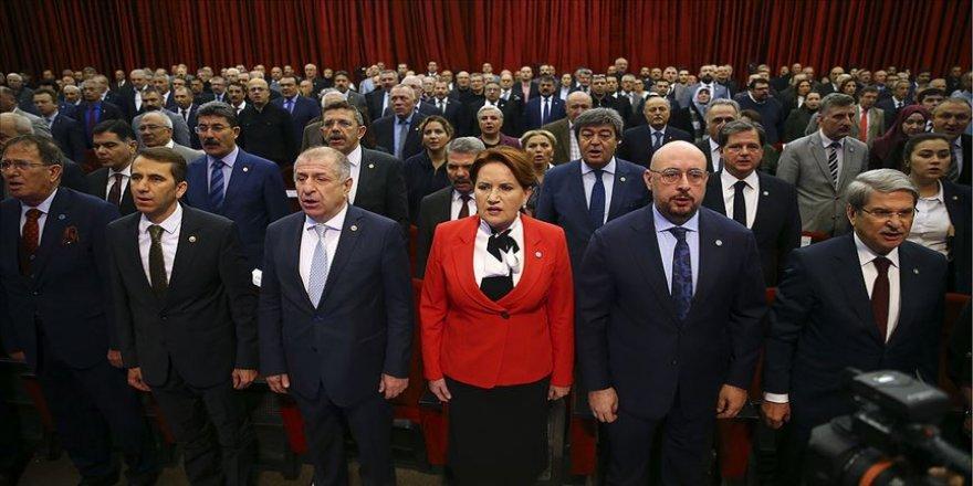 İYİ Parti Milli Güvenlik Politikaları Başkanı Çıray: İYİ Parti ırkçılıkla suçlanamaz
