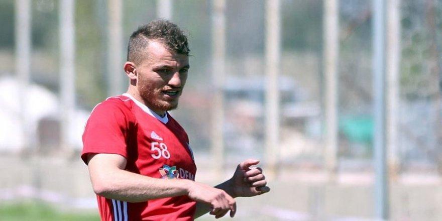 Sivassporlu Ziya Erdal, 4 yıl sonra gol sevinci yaşadı