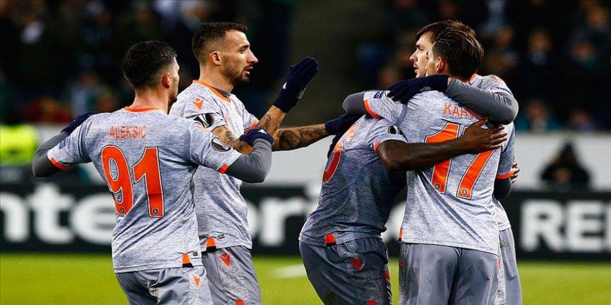 Medipol Başakşehir'in Avrupa Ligi son 32 turundaki rakibi belli oldu