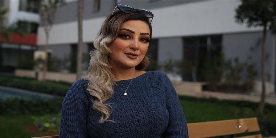 Afgan pop müzik sanatçısı İnayet: Afganistan'da kadınların sanat faaliyetleri arttı