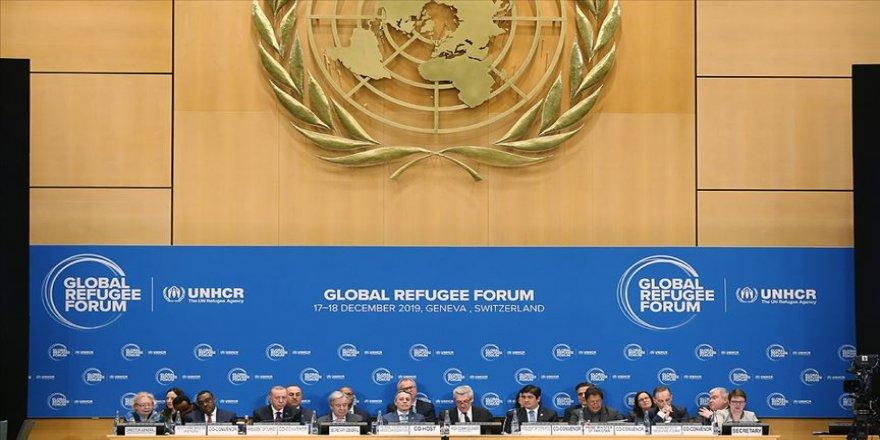 Küresel Mülteci Forumu Cenevre'de başladı
